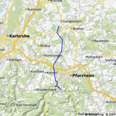 Gondelsheim Büchenbronn