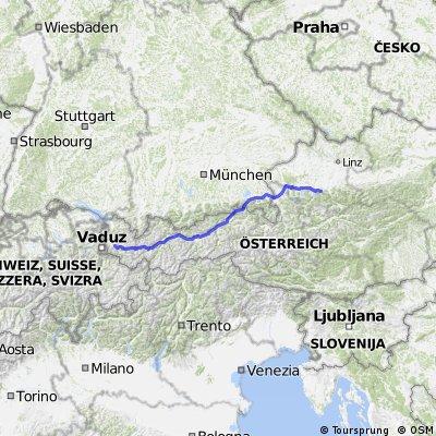 Urlaub wilde Wochen in Scharnstein