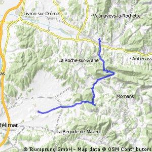 Aouste - Saint-Gervais-sur-Roubion