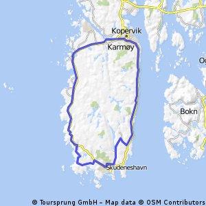 Sør-Karmøy rundt