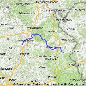 Schönkirch - Hummeltal - Fichtelgebirge