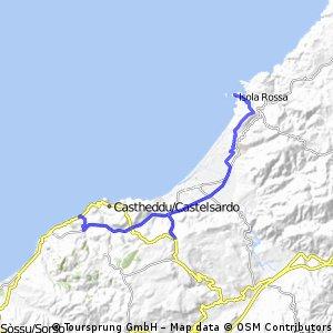 Sardinia 3-2