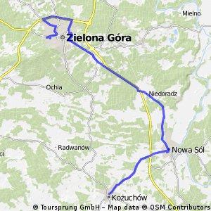 Kozuchow-Nowa Sol Zielona gÓRA