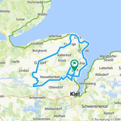 Tour DE France in 4std