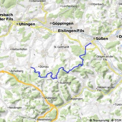 Bad Boll - Süßen MTB vs. Sielenwang