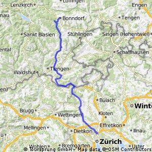 KA-ZH Teil-4 neu Bonndorf-Küssnach-Zürich