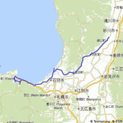 D19-鶴沼公園_小樽朝里川溫泉