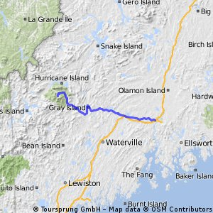 Bangor - Sugarloaf Mountain