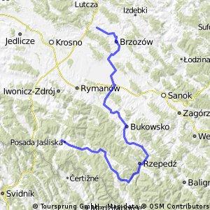 2/4 Pielgrzymka Rzeszów-Dębowiec v.Szosowa