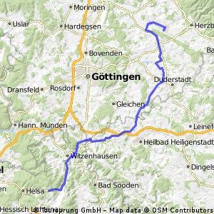 GrAR 003: Hattorf - Westerode - Großalmerode