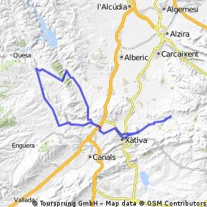 Abogat - Route de Anna