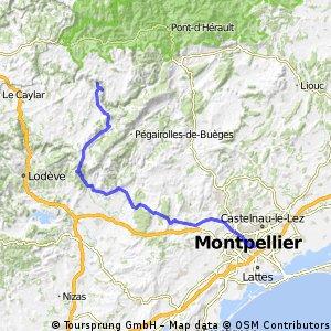 [Jackytour 2015] 6 Blandas Montpellier