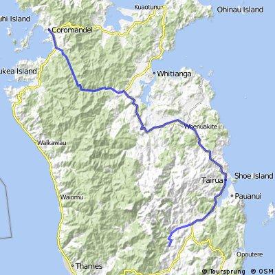 #94 Coromandel to Puketui