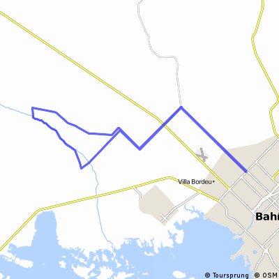 Bahia Blanca: VUELTA DEL LEGIONARIO