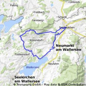 Tannberg / Wallersee