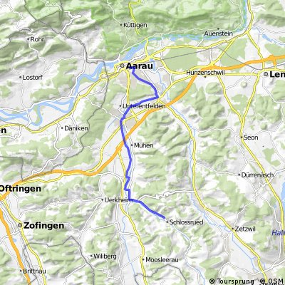 Aarau - Schlossrued
