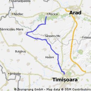 timisoara - sampetru german
