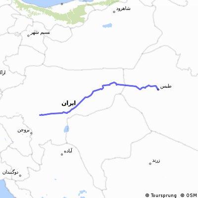 Esfahan,Tabas