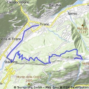Padrio downhill - Five Crazy Down