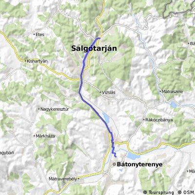 Camping ride-Salgótarján