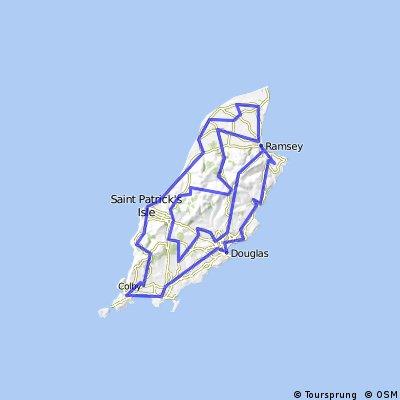 Tour of Isle of Man