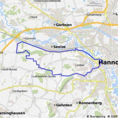 Naturdenkmäler in Hannover-West und Region (kurz)