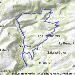 Theusseret-Doubs-Pommerats-Theusseret