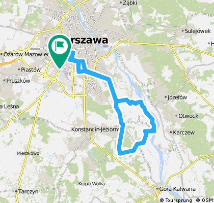 Trening z NaSportowoRowerowo 18_04_2015