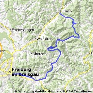 Kandel-Rohardsberg-Tour