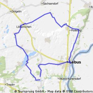 Rundkurs-Wulkow