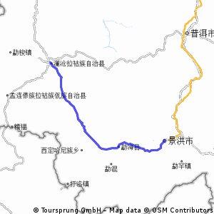 Ланцан - Цинхун