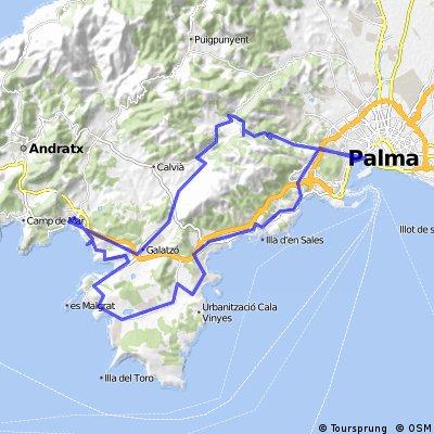 Mallorca-Tour