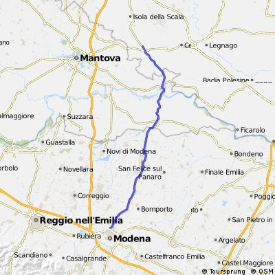 Nogara- Modena