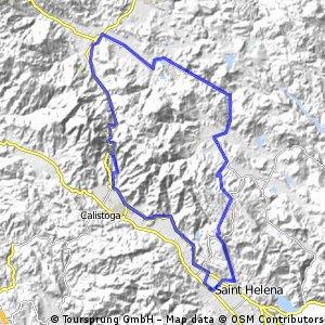St. Helena Middletown Loop