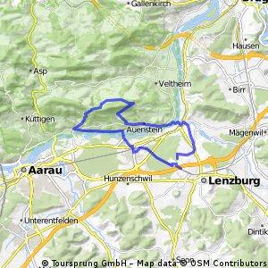 Lenzburg, Gisliflue, Lenzburg