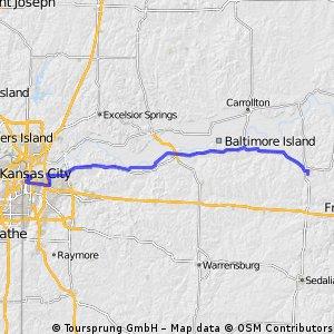 4. Marshall - Kansas City