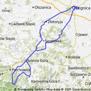 Przełęcz Karkonoska i Petrovka