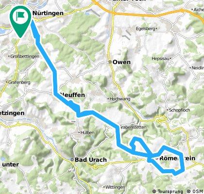 Neckaralb RTF Tour 4