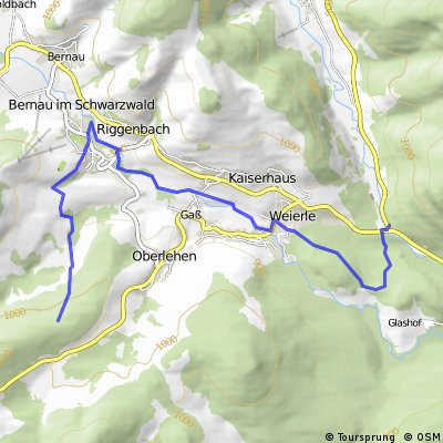 Gipfel-Trail Variante 2