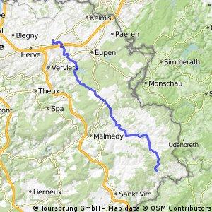 Site2Site Run 5: Medendorf > Clermont