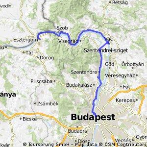 Day 4 Esztergom to Budapest