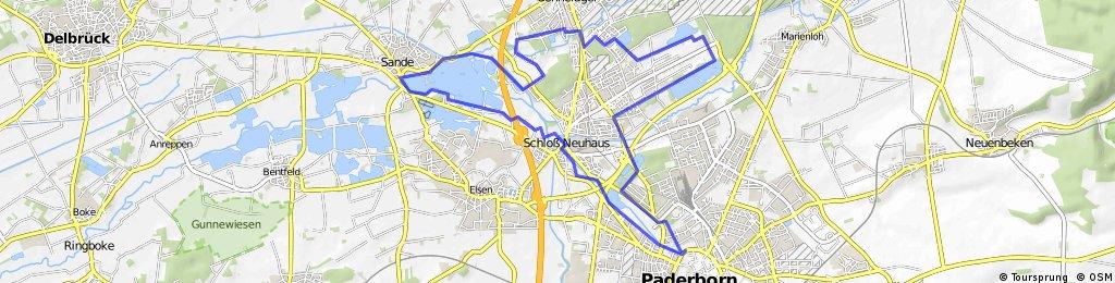 Paderborner Seentour