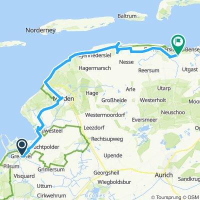Ostfrieland Etappe 4