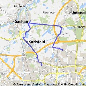 Arbeit-Fahrradwäsche-Hasenbergl
