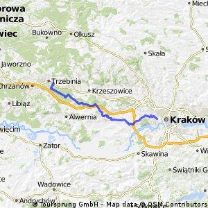 Rajd Krakow Trzebinia