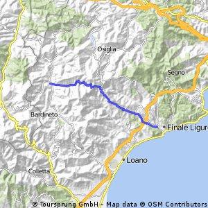 Calizzano - Finalborgo