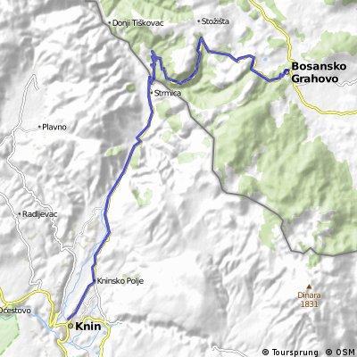 Knin - Bosna