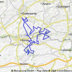 MTB Ronse 70km