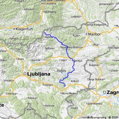 KD Šenčur - Po Sloveniji 2015_2.etapa