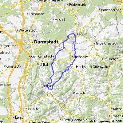Dieburg - Modautal